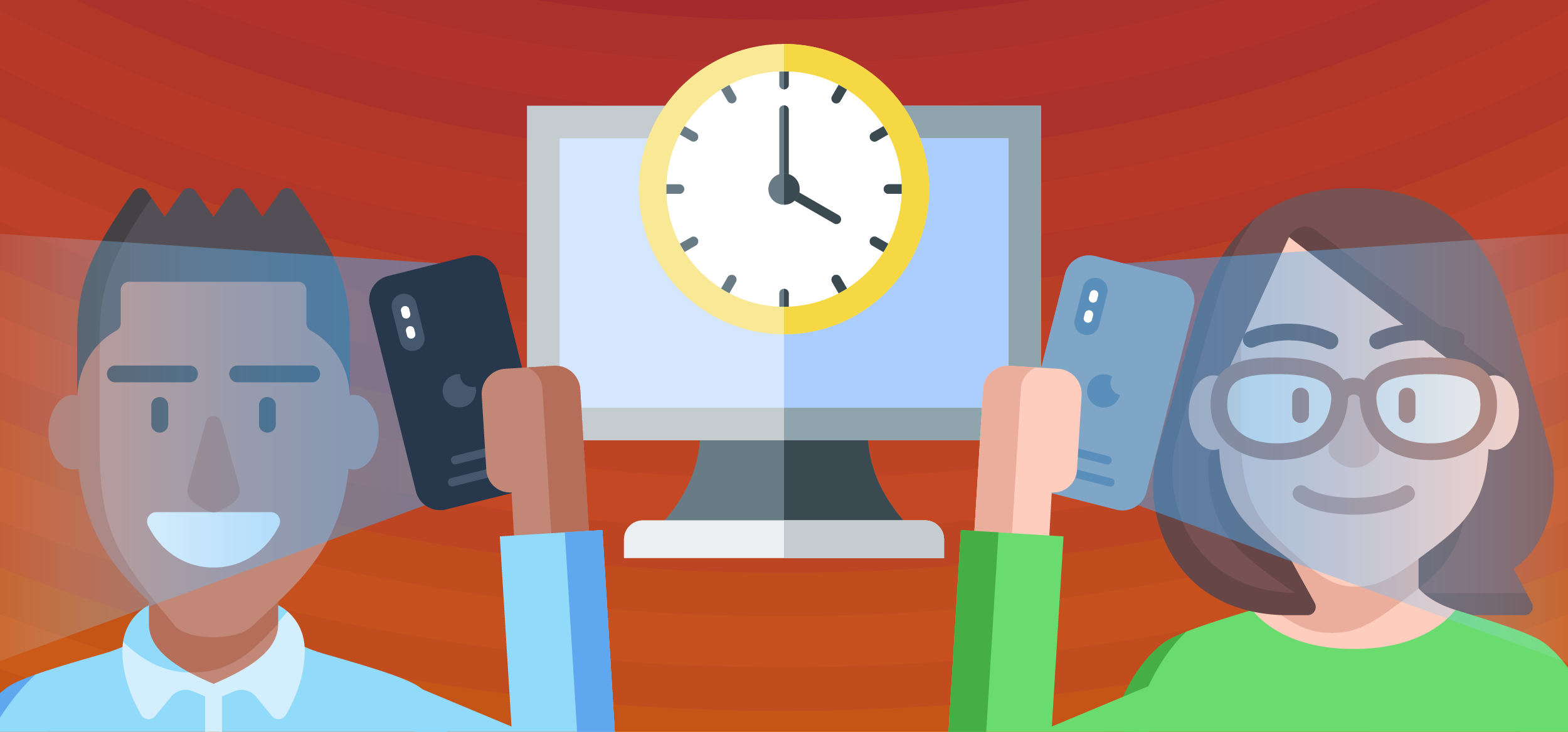 How much screen time students should have?