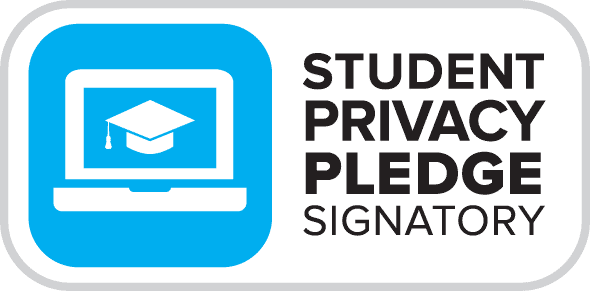 student privacy pledge signatory badge
